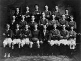 Picture relating to Rockhampton - titled 'Representative Team from the Central Queensland Rugby Football Union, 1910 season'