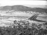 Picture relating to Northbourne Avenue - titled 'Haig Park, Northbourne Avenue and part of Ainslie from Mt Ainslie.'