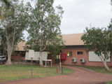 Picture relating to Bamaga - titled 'Bamaga Hospital'