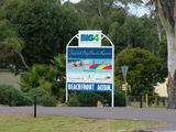 Picture relating to Boydtown - titled 'Twofold Bay Beach Resort Caravan Park'