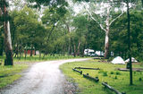Picture relating to Grampians National Park - titled 'Grampians National Park: Jimmy Creek Camp Ground'