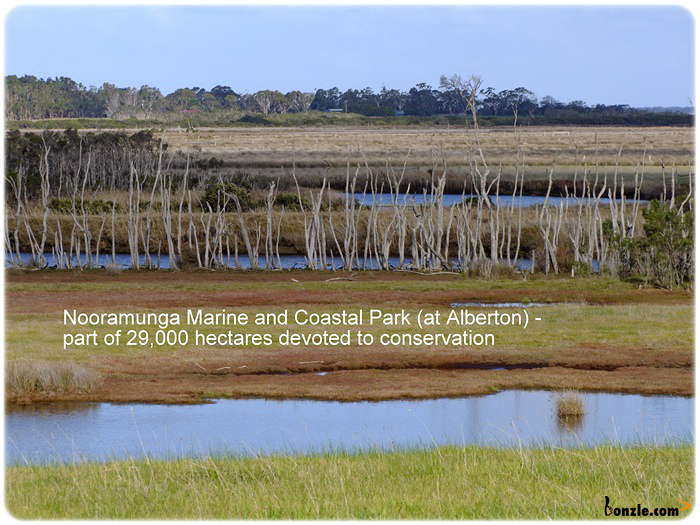 Picture of / about 'Nooramunga Marine And Coastal Park' Victoria - Nooramunga Marine And Coastal Park