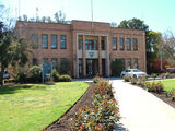 Picture relating to Echuca - titled 'Shire of Campaspe Echuca Offices'