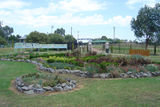 Picture relating to Wallabadah - titled 'First Fleet memorial garden, Wallabadah'