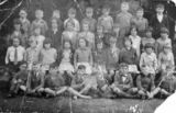 Picture relating to Allora - titled 'Children at the Allora State School around 1934'