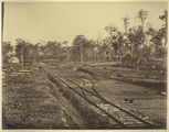 Picture relating to Tiaro - titled 'Tiaro Railway Station on the Maryborough Railway line'