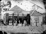 Picture relating to Stanthorpe - titled 'View of Maryland Street, Stanthorpe, 1872'