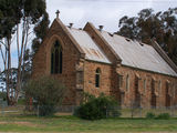 Picture relating to Wedderburn - titled 'Holy Trinity Church Wedderburn'