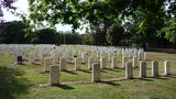 Picture of / about 'Woden Valley' the Australian Capital Territory - Woden Valley Cemetery Second World War Graves Section