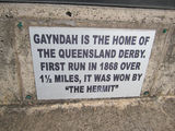 Picture relating to Gayndah - titled 'Gayndah - Queensland Derby'