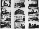 Picture relating to Mount Morgan - titled 'Collage of small photographs portraying the Technical College at Mount Morgan, ca.1909'