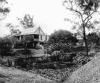 Picture relating to Irvinebank - titled 'Louden House at Irvinebank, ca. 1906'