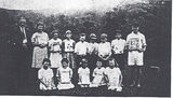 Picture relating to Currumbin Valley - titled 'Ridgetop Provisional School in Currumbin Valley'
