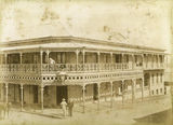 Picture of / about 'Mosman Street' Queensland - Royal Hotel, corner of Mosman and Marion Street