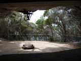 Picture relating to Tomaree Head - titled 'WW2 gun emplacements'