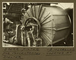 Picture relating to Mount Isa - titled 'Machinery used in the smelter, Mt. Isa Mines, 1932'
