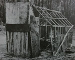 Picture relating to Pirate King Mine - titled 'Miner's hut near the Pirate King Mine'