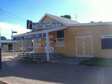 Picture relating to Longreach - titled 'Qantas Booking Office Information Centre-Longreach'