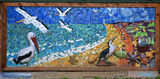 Picture of / about 'Point Cook' Victoria - Point Cook Coastal Park mural