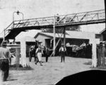Picture relating to Clifton - titled 'Clifton Railway Station yard, 1932'
