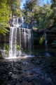 Picture relating to Russell Falls - titled ''