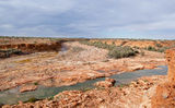 Picture of / about 'Wooramel River North' Western Australia - Wooramel River North