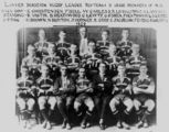 Picture relating to Ayr - titled 'Lower Burdekin Rugby League Representative Team, B Grade Premiers of North Queensland, 1929'