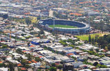 Picture relating to Perth - titled 'Aerial Perth: Subiaco Oval'