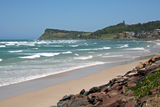 Picture relating to Lennox Head - titled 'Lennox Head'