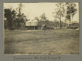 Picture relating to Yarraman - titled 'Yarraman Water Supply'