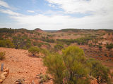 Picture relating to Lark Quarry Conservation Park - titled 'Lark Quarry Conservation Park'