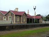 Picture relating to Mount Barker - titled 'Mount Barker Railway Station'