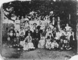 Picture relating to Maryborough - titled 'Wegener Family'