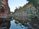 Picture relating to Rudall River National Park - titled 'Rudall River National Park, DQB,'