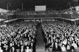 Picture relating to Rockhampton - titled 'Audience seated inside the Tivoli Theatre at Rockhampton, Queensland, 1930'