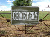 Picture relating to Ravenswood - titled 'Ravenswood Cemetery, North Queensland'