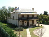 Picture relating to Wagga Wagga - titled 'Station Master's Residence'