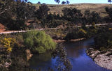 Picture relating to Tambo River - titled 'Tambo Crossing'