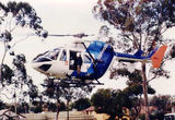 Picture relating to Griffith - titled 'Police helicopter'
