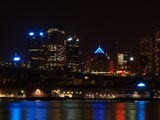 Picture relating to Sydney Harbour - titled 'Sydney Harbour By Night 10'