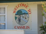 Picture relating to Cassilis - titled 'Cassilis welcome sign'