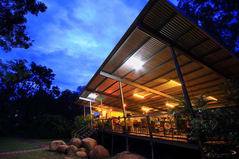 Picture of / about 'Emerald Springs Roadhouse' the Northern Territory - Emerald Springs Roadhouse