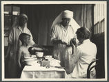 Picture relating to Nudgee - titled 'Immunisation programme for children against diphtheria'
