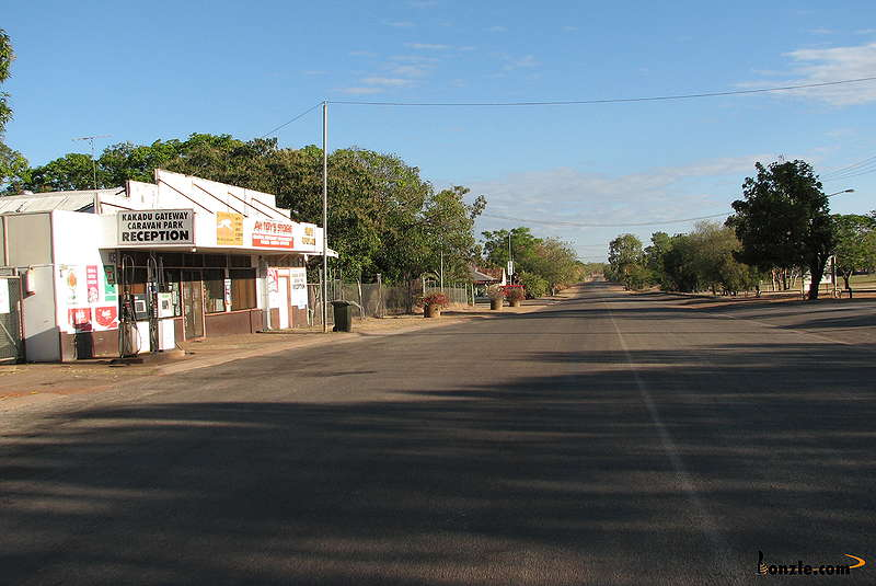 Picture of / about 'Pine Creek' the Northern Territory - Kakadu Gateway Caravan Park