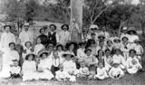 Picture of / about 'Mount Chalmers' Queensland - Picnic Day at Mount Chalmers, Queensland, 1912