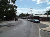 Picture relating to Halls Gap - titled 'Halls Gap Main Street'