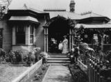 Picture relating to Toowoomba - titled 'Wyembar in Cambell Street, Toowoomba, ca. 1905'