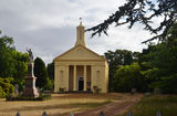Picture relating to Evandale - titled 'St Andrews Church, protestant style'