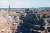 Picture relating to Mount Morgan Mine - titled 'Mount Morgan Mine'
