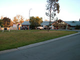 Picture relating to Echuca - titled 'Echuca Caravan Park'